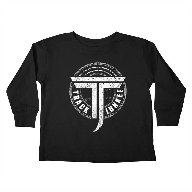 Junkee Kids Toddler Longsleeve T-Shirt by Official Track Junkee Merchandise
