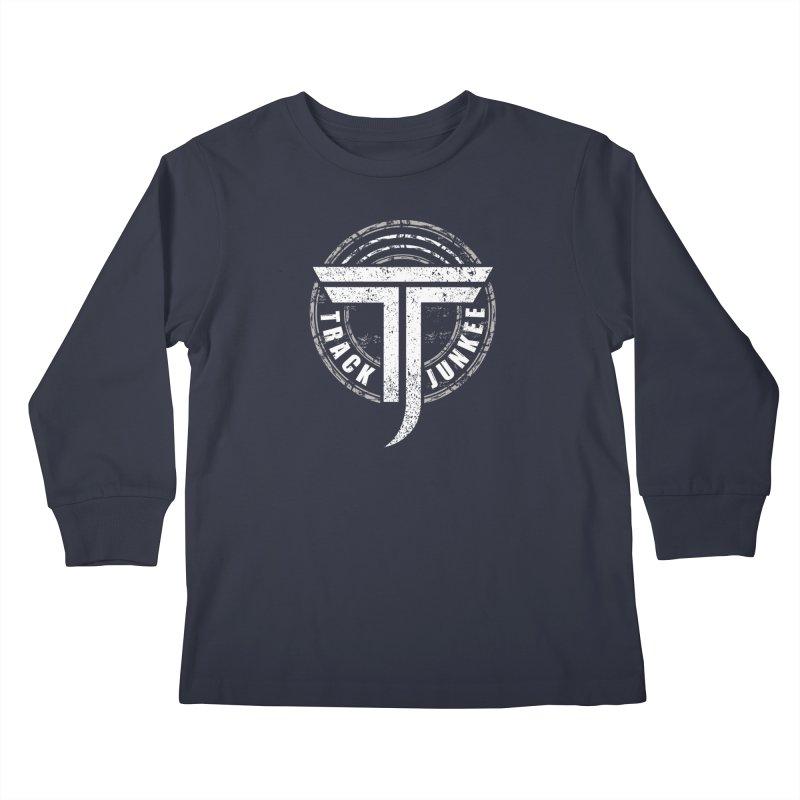 Junkee Kids Longsleeve T-Shirt by Official Track Junkee Merchandise
