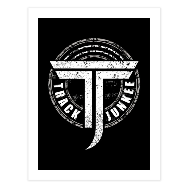 Junkee Home Fine Art Print by Official Track Junkee Merchandise