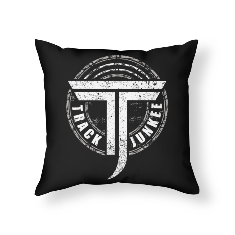 Junkee Home Throw Pillow by Official Track Junkee Merchandise