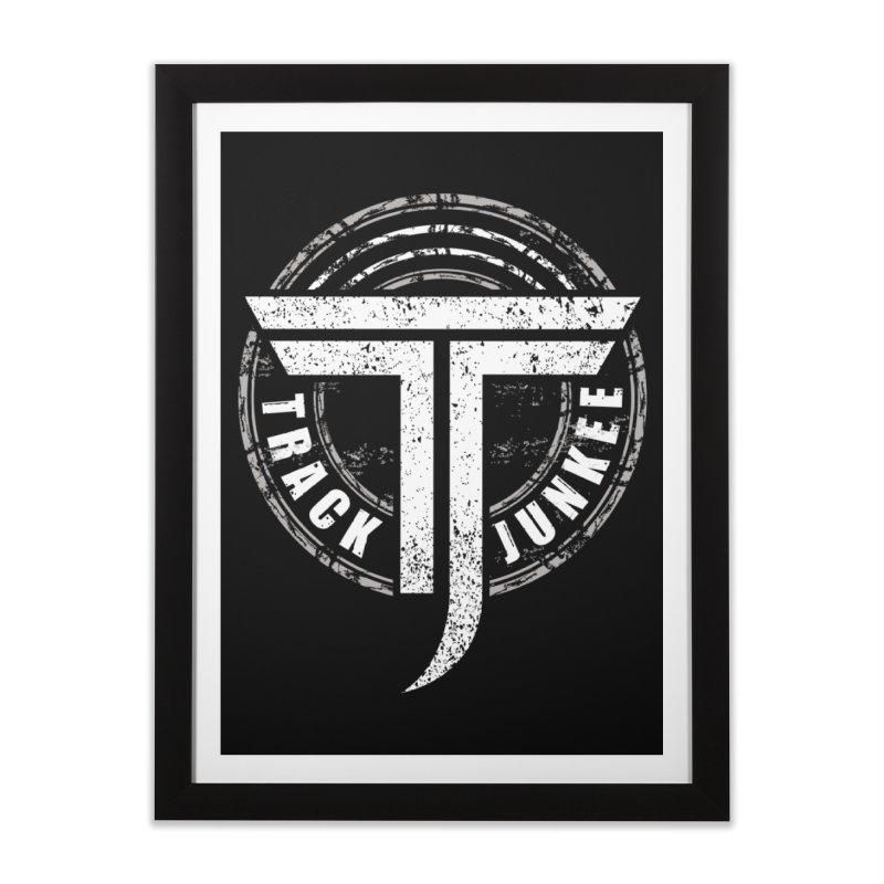 Junkee Home Framed Fine Art Print by Official Track Junkee Merchandise