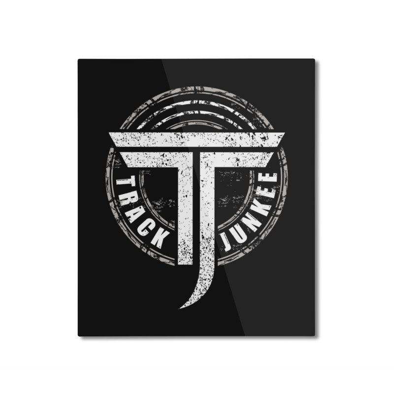 Junkee Home Mounted Aluminum Print by Official Track Junkee Merchandise