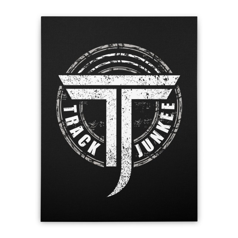 Junkee Home Stretched Canvas by Official Track Junkee Merchandise