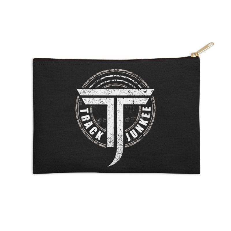 Junkee Accessories Zip Pouch by Official Track Junkee Merchandise