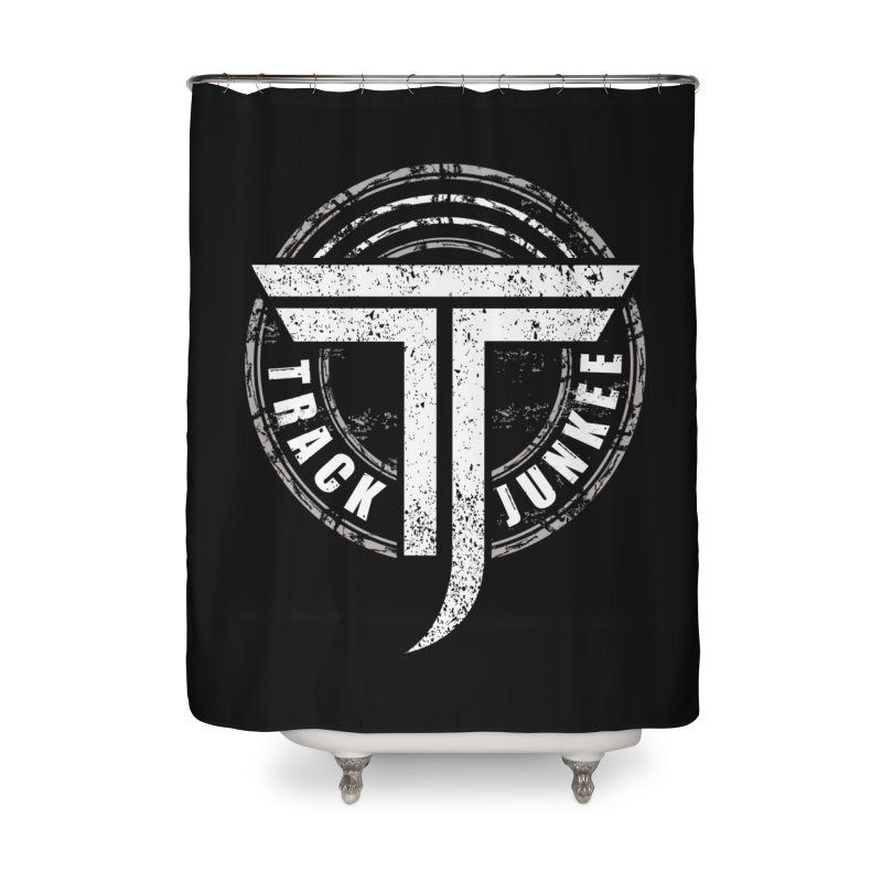 Junkee Home Shower Curtain by Official Track Junkee Merchandise