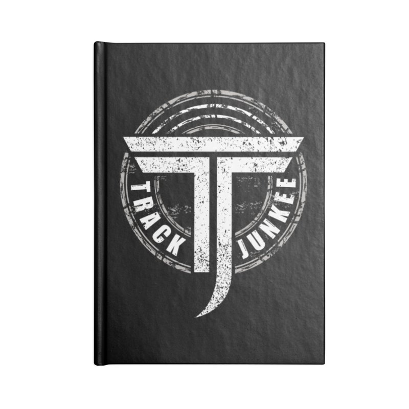 Junkee Accessories Notebook by Official Track Junkee Merchandise