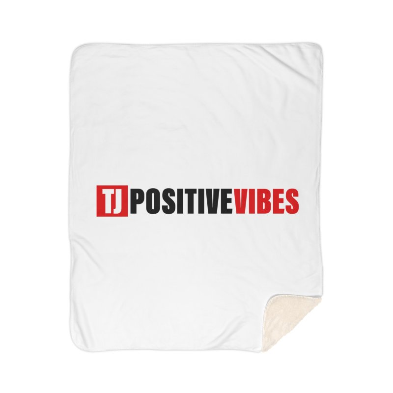 Positive Vibrations Home Blanket by Official Track Junkee Merchandise
