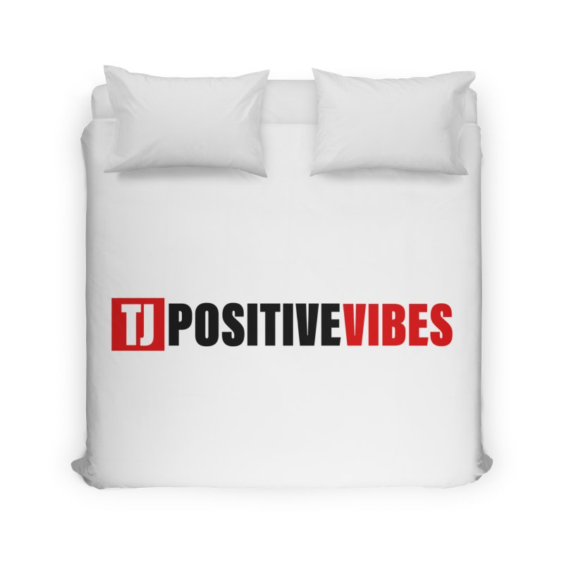 Positive Vibrations Home Duvet by Official Track Junkee Merchandise