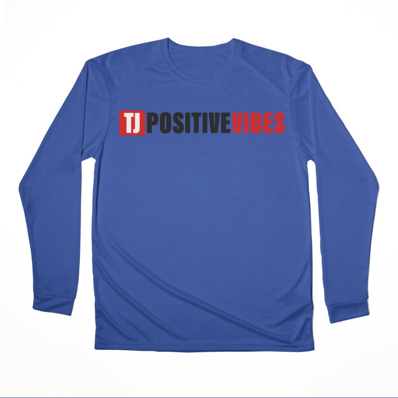 Positive Vibrations Men's Longsleeve T-Shirt by Official Track Junkee Merchandise