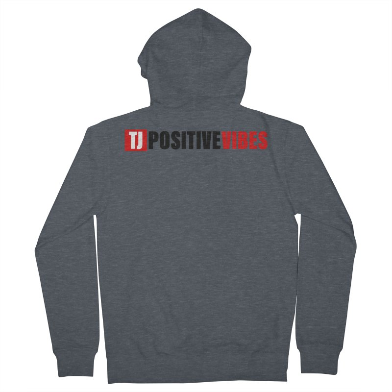 Positive Vibrations Women's Zip-Up Hoody by Official Track Junkee Merchandise