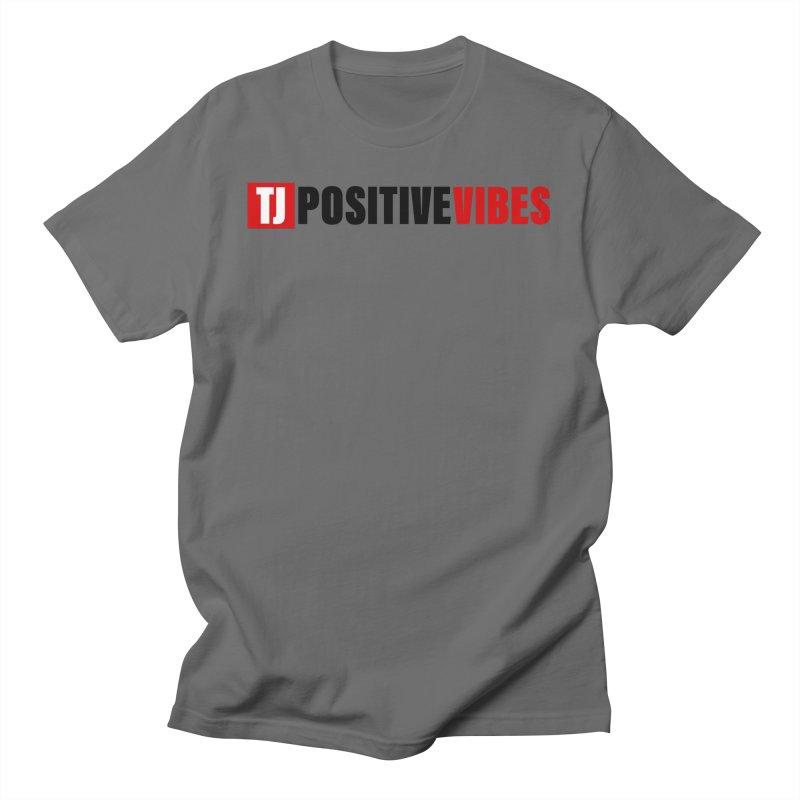 Positive Vibrations Men's T-Shirt by Official Track Junkee Merchandise