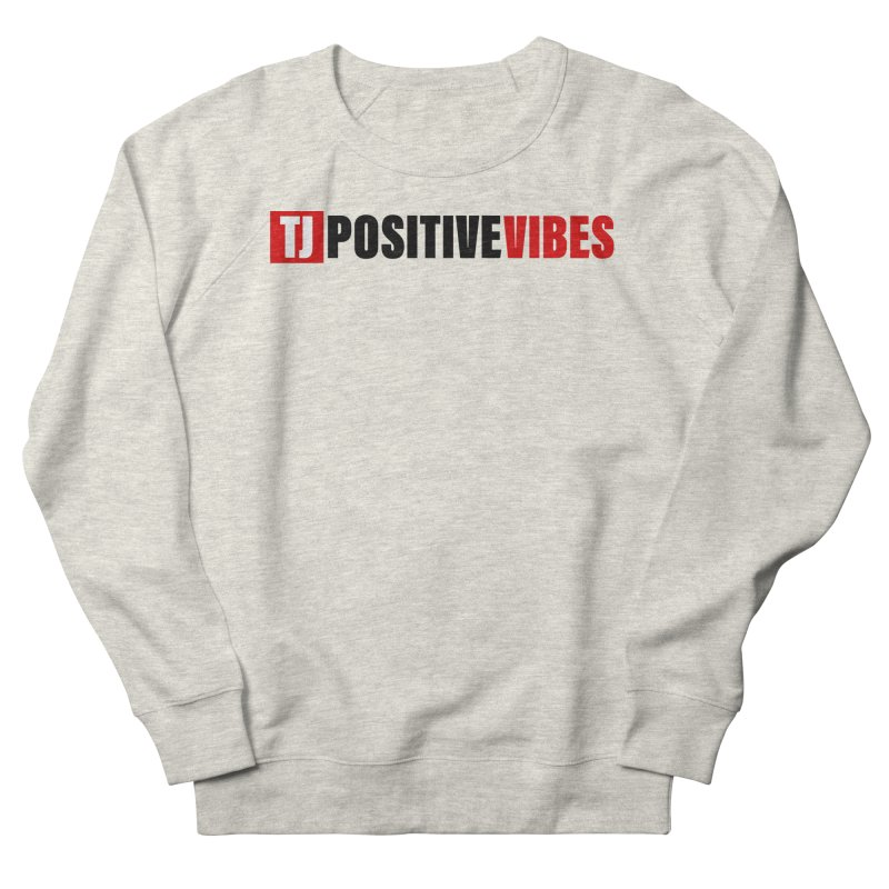 Positive Vibrations Women's Sweatshirt by Official Track Junkee Merchandise