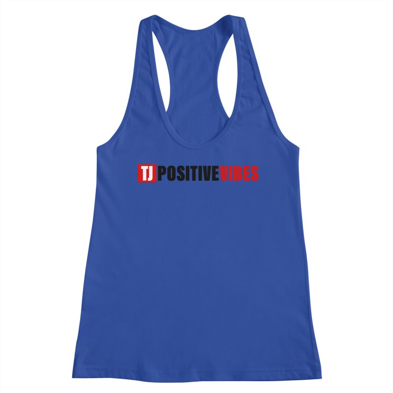 Positive Vibrations Women's Tank by Official Track Junkee Merchandise