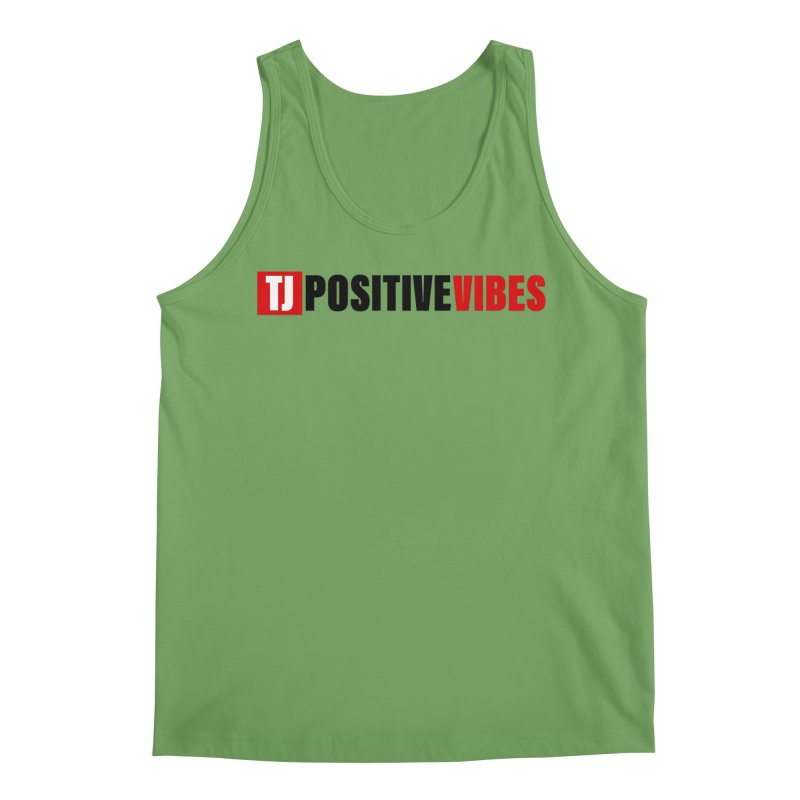 Positive Vibrations Men's Tank by Official Track Junkee Merchandise
