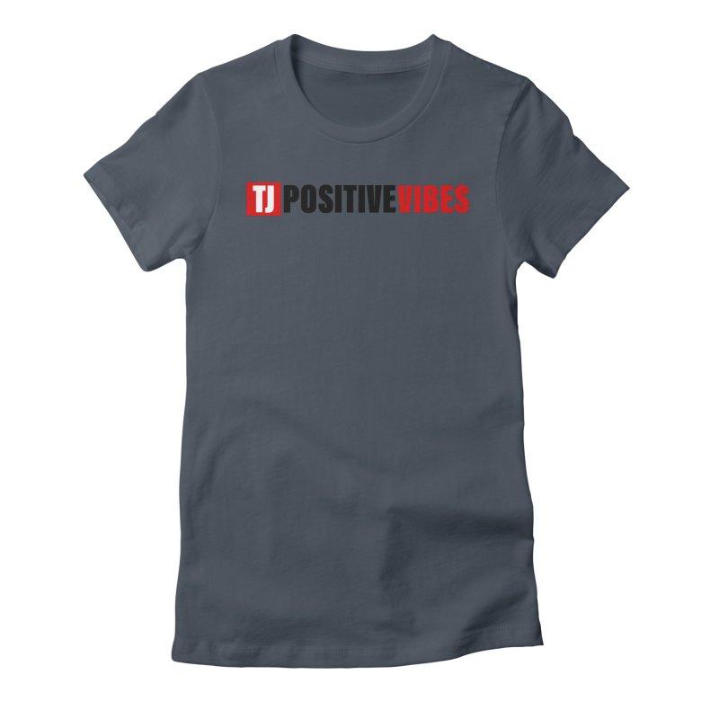 Positive Vibrations Women's T-Shirt by Official Track Junkee Merchandise