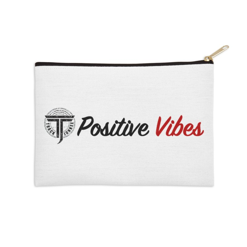 TJ P Vibes Accessories Zip Pouch by Official Track Junkee Merchandise
