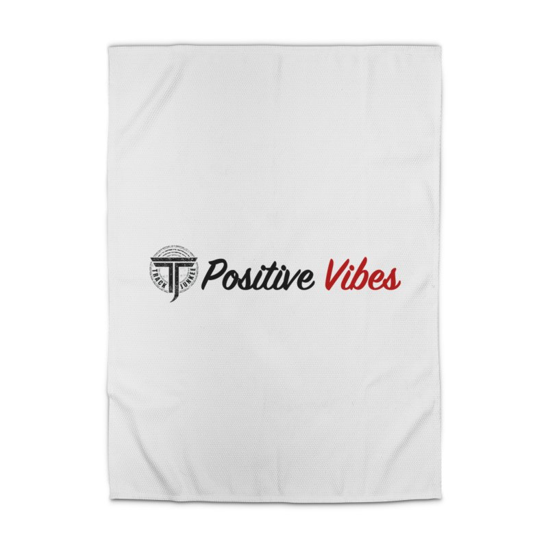 TJ P Vibes Home Rug by Official Track Junkee Merchandise
