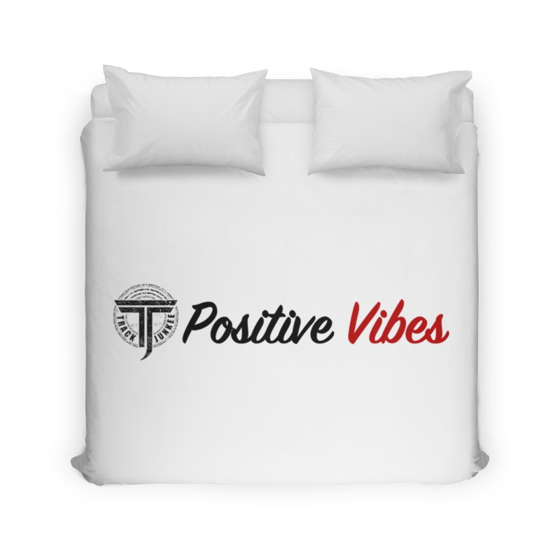 TJ P Vibes Home Duvet by Official Track Junkee Merchandise