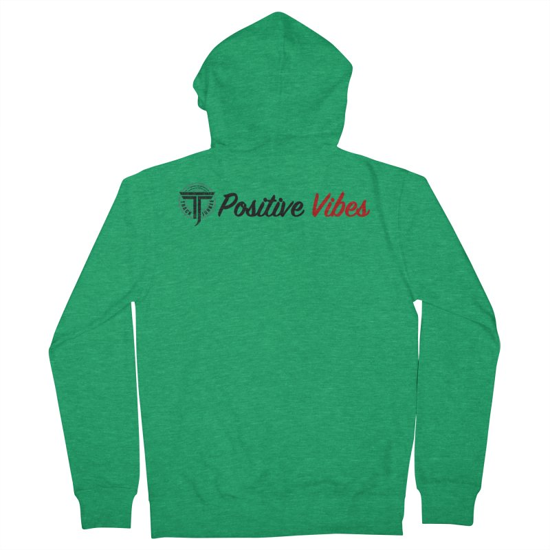TJ P Vibes Men's Zip-Up Hoody by Official Track Junkee Merchandise