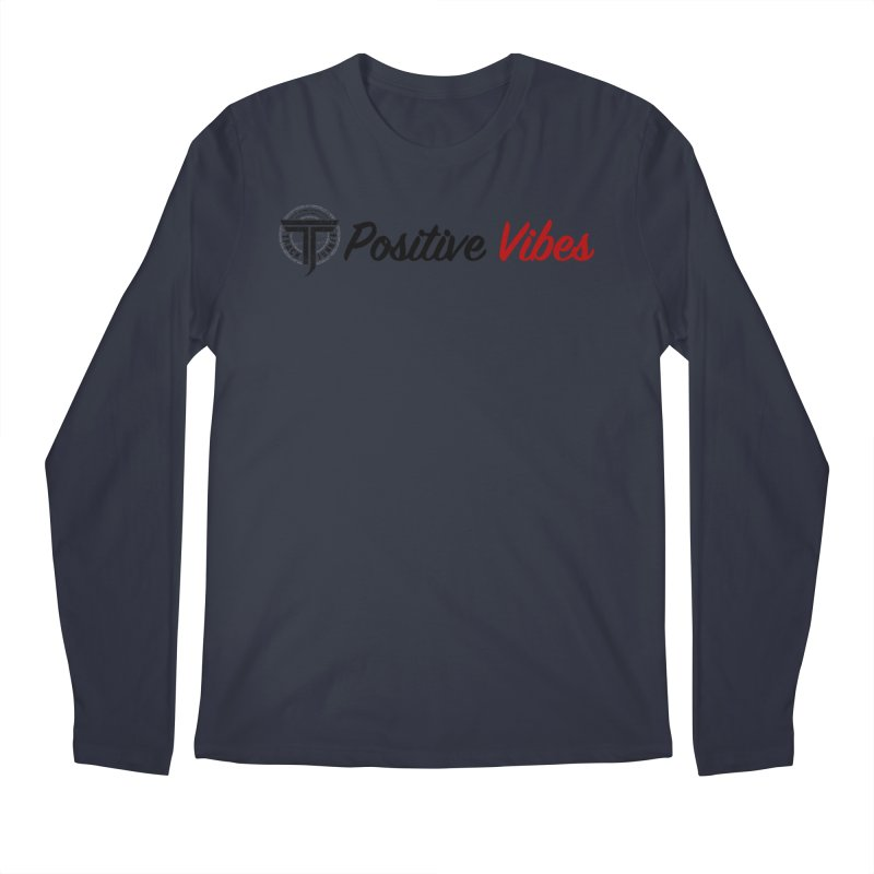TJ P Vibes Men's Longsleeve T-Shirt by Official Track Junkee Merchandise