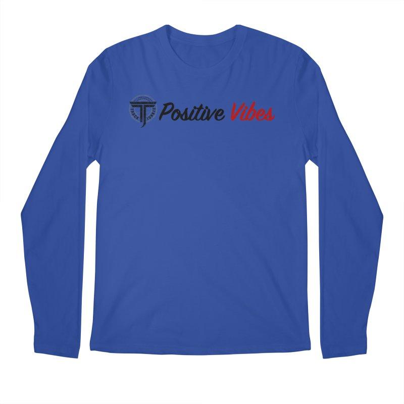 TJ P Vibes Men's Longsleeve T-Shirt by Official Track Junkee Merchandise