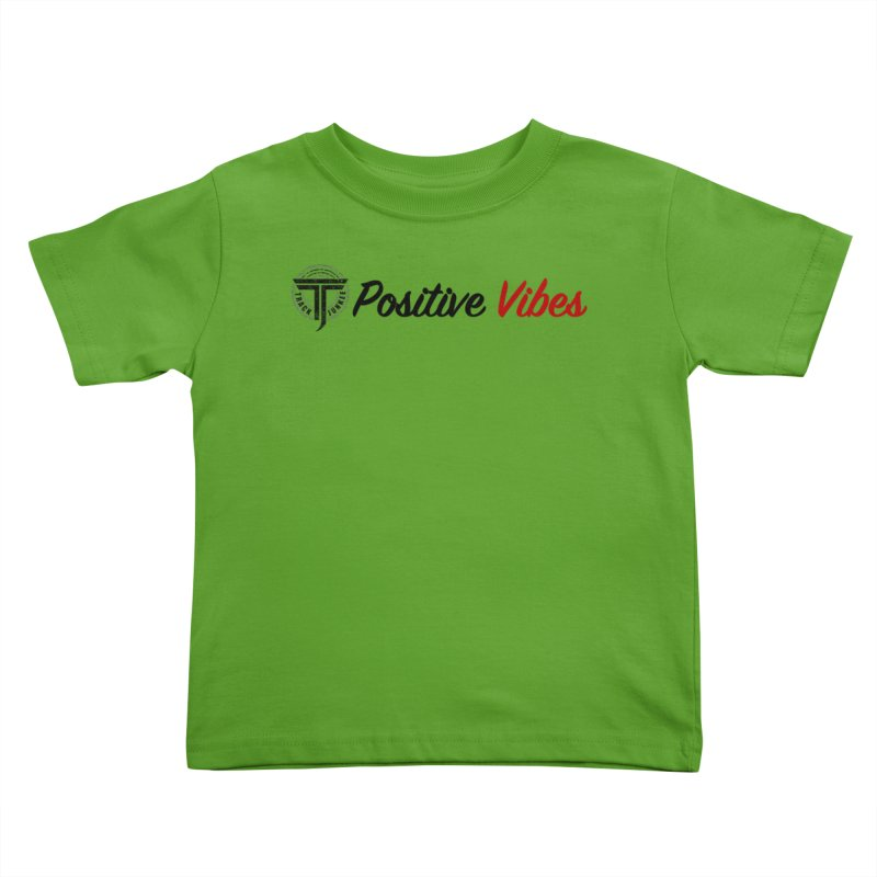 TJ P Vibes Kids Toddler T-Shirt by Official Track Junkee Merchandise