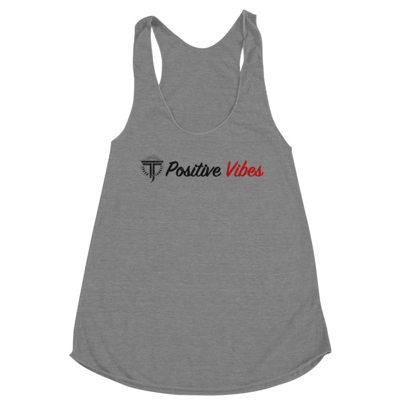 TJ P Vibes Women's Tank by Official Track Junkee Merchandise