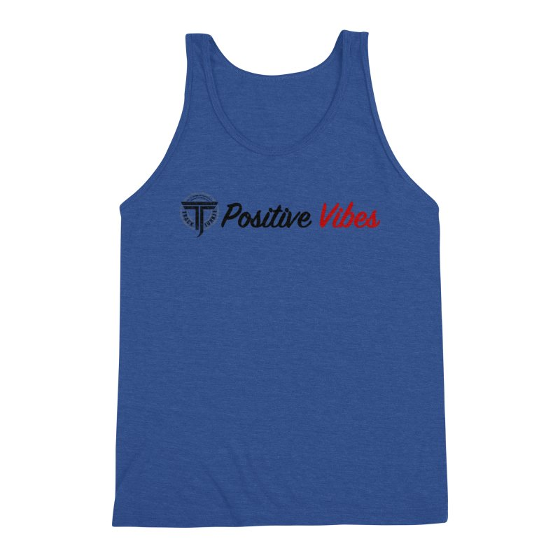 TJ P Vibes Men's Tank by Official Track Junkee Merchandise