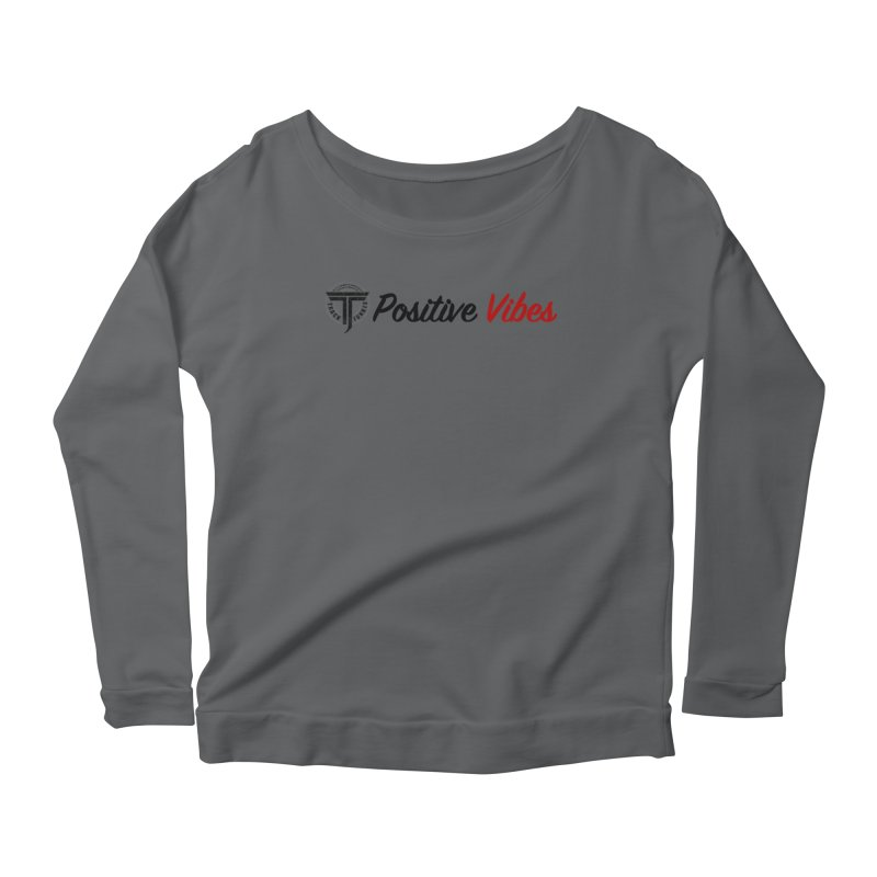 TJ P Vibes Women's Longsleeve T-Shirt by Official Track Junkee Merchandise