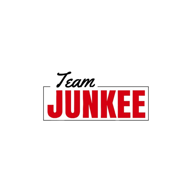 The TEAM Men's Pullover Hoody by Official Track Junkee Merchandise