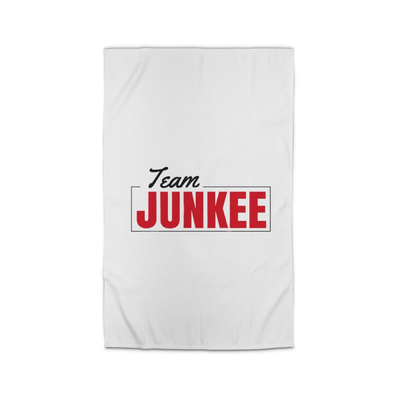The TEAM Home Rug by Official Track Junkee Merchandise