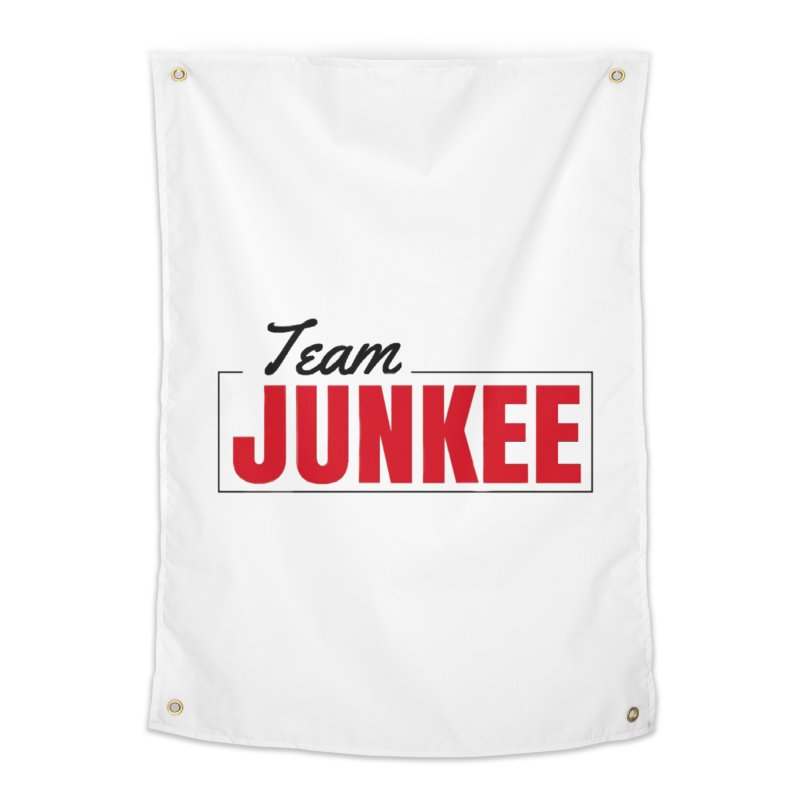 The TEAM Home Tapestry by Official Track Junkee Merchandise