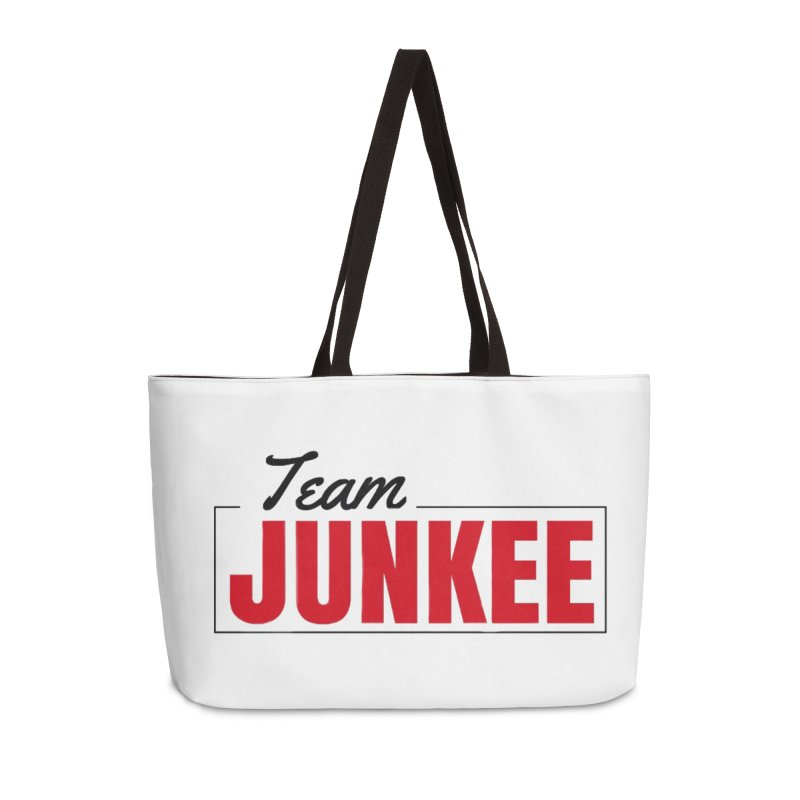 The TEAM Accessories Bag by Official Track Junkee Merchandise