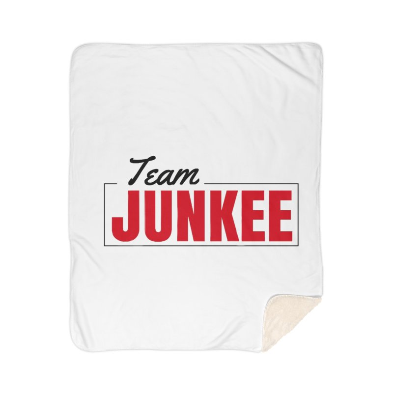 The TEAM Home Blanket by Official Track Junkee Merchandise