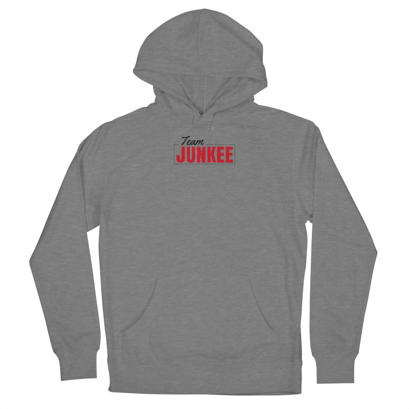 The TEAM Women's Pullover Hoody by Official Track Junkee Merchandise