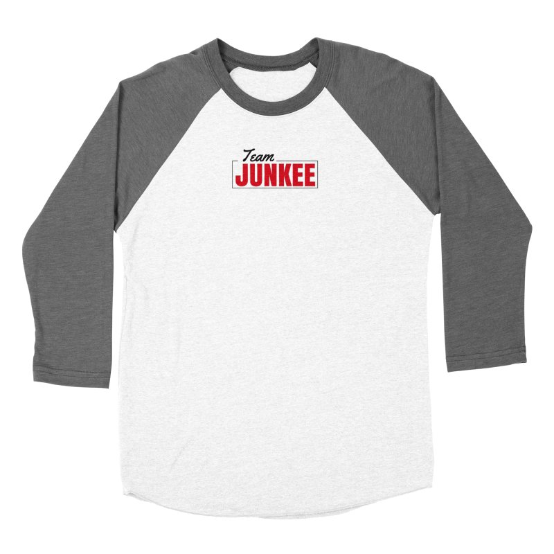 The TEAM Women's Longsleeve T-Shirt by Official Track Junkee Merchandise