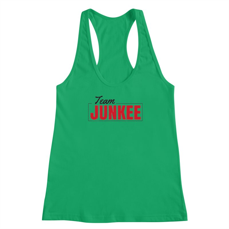 The TEAM Women's Tank by Official Track Junkee Merchandise