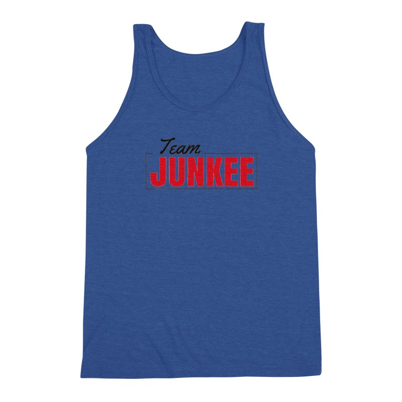 The TEAM Men's Tank by Official Track Junkee Merchandise