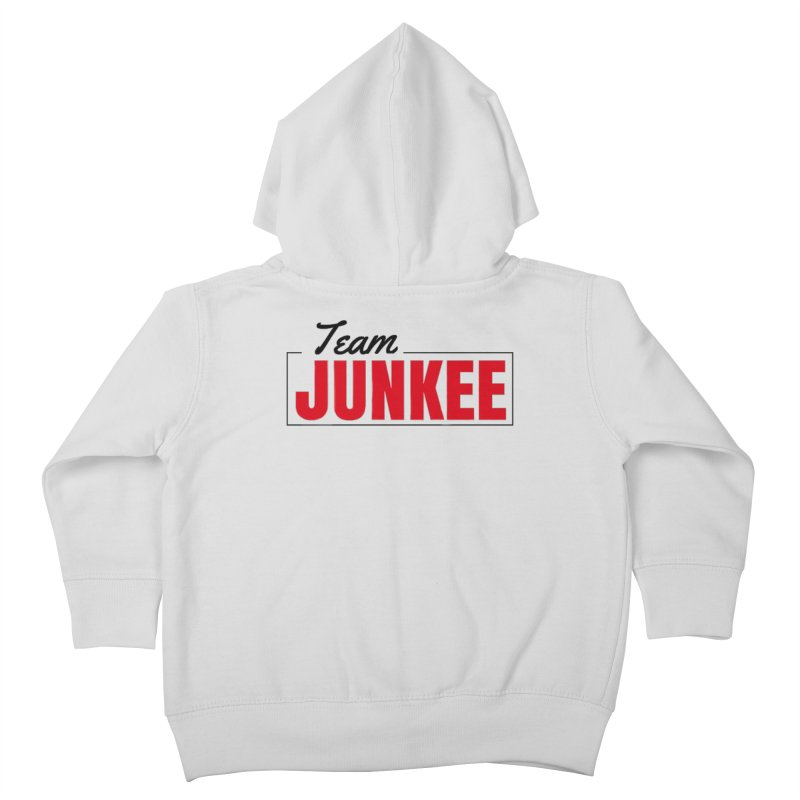 The TEAM Kids Toddler Zip-Up Hoody by Official Track Junkee Merchandise