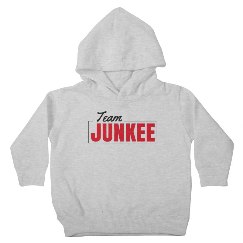 The TEAM Kids Toddler Pullover Hoody by Official Track Junkee Merchandise