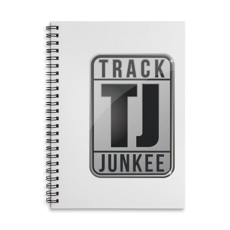 "Junkee ""Royal-Tee"" Accessories Notebook by Official Track Junkee Merchandise"