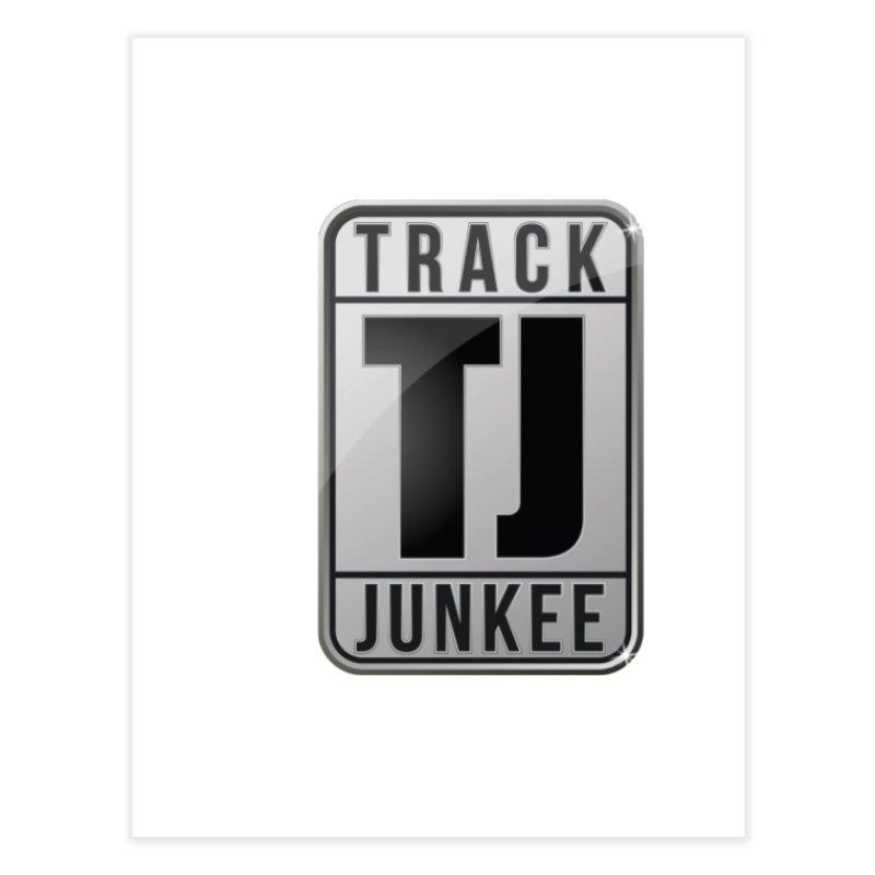 "Junkee ""Royal-Tee"" Home Fine Art Print by Official Track Junkee Merchandise"