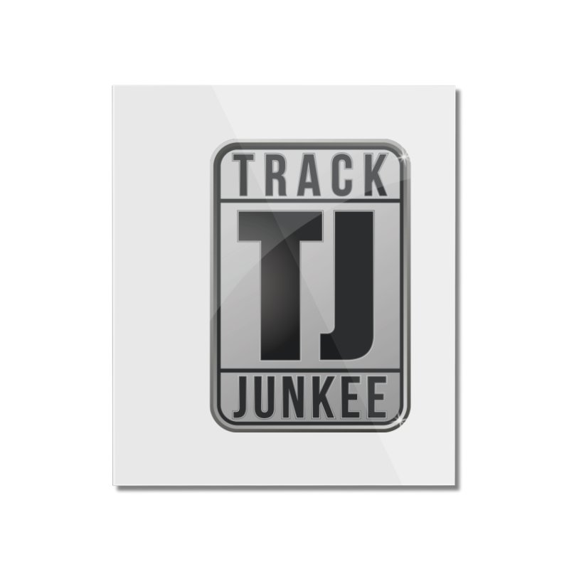 "Junkee ""Royal-Tee"" Home Mounted Acrylic Print by Official Track Junkee Merchandise"