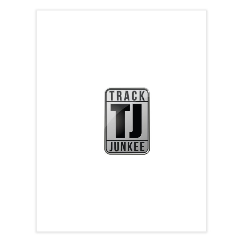 "Junkee ""Royal-Tee"" Home Fine Art Print by Official Track Junkee Merchandise"