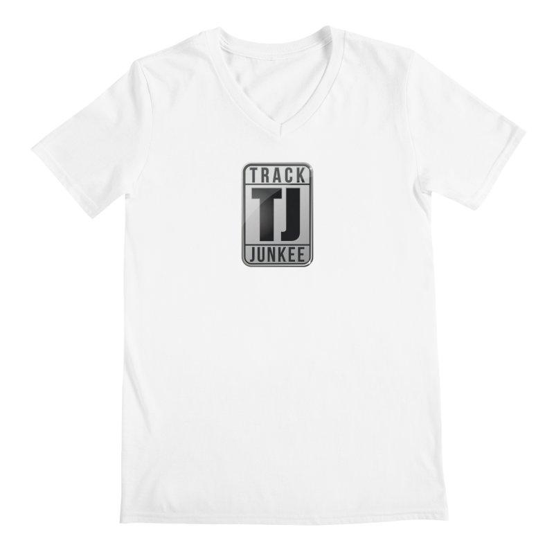 """Junkee """"Royal-Tee"""" Men's V-Neck by Official Track Junkee Merchandise"""