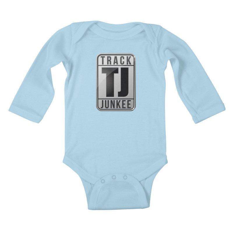 """Junkee """"Royal-Tee"""" Kids Baby Longsleeve Bodysuit by Official Track Junkee Merchandise"""
