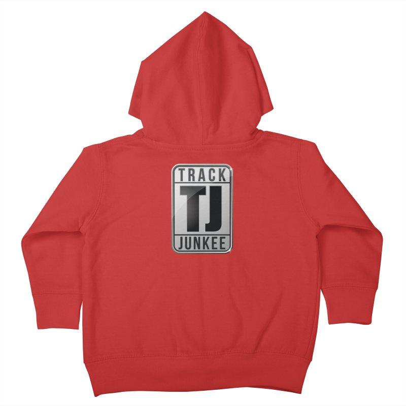 """Junkee """"Royal-Tee"""" Kids Toddler Zip-Up Hoody by Official Track Junkee Merchandise"""