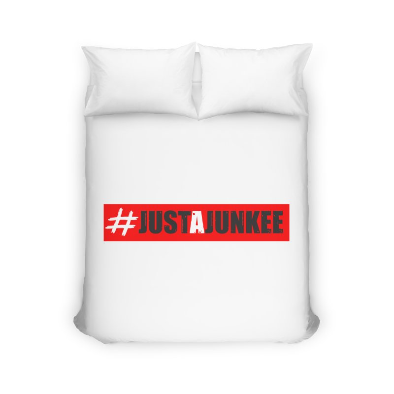 """""""Just A Junkee""""  Limited Edition Home Duvet by Official Track Junkee Merchandise"""