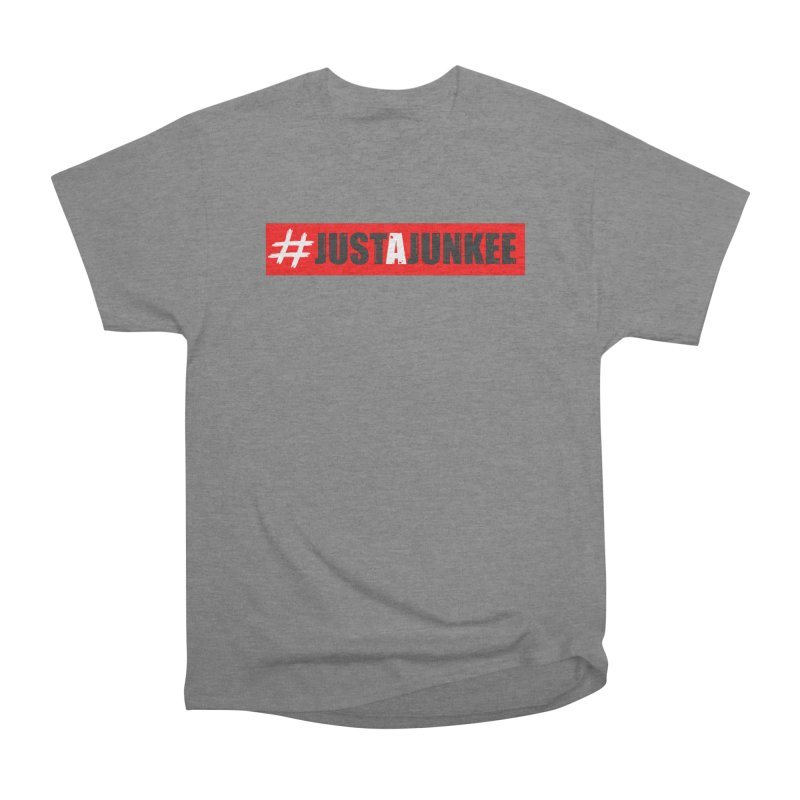 """""""Just A Junkee""""  Limited Edition Women's T-Shirt by Official Track Junkee Merchandise"""