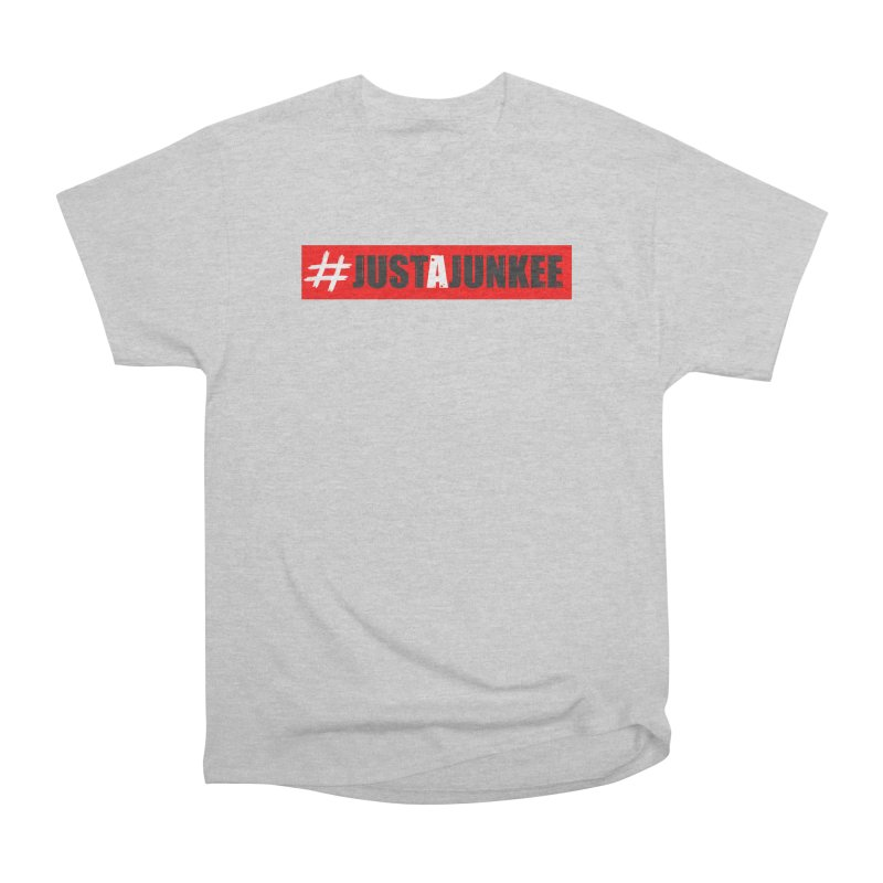 """""""Just A Junkee""""  Limited Edition Men's T-Shirt by Official Track Junkee Merchandise"""